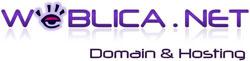 Weblica.net Domain Hosting Logo
